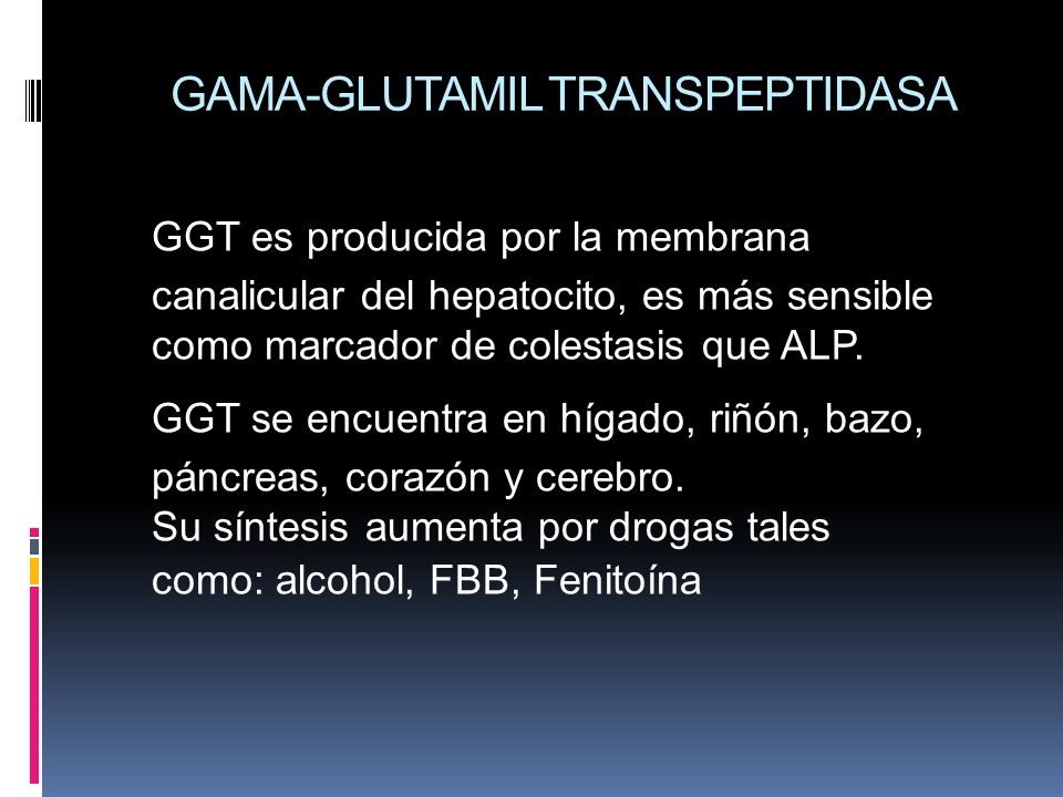 GAMA-GLUTAMIL TRANSPEPTIDASA