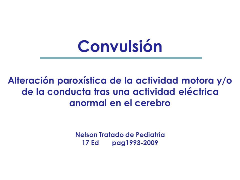 Nelson Tratado de Pediatría