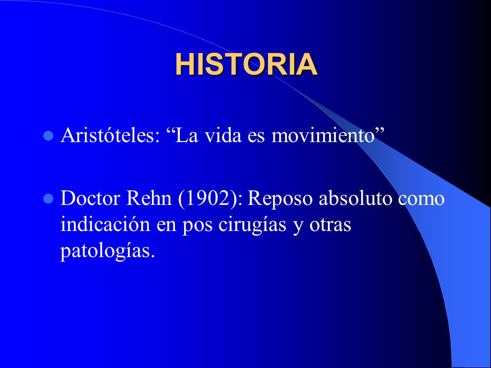 HISTORIA Aristóteles: La vida es movimiento