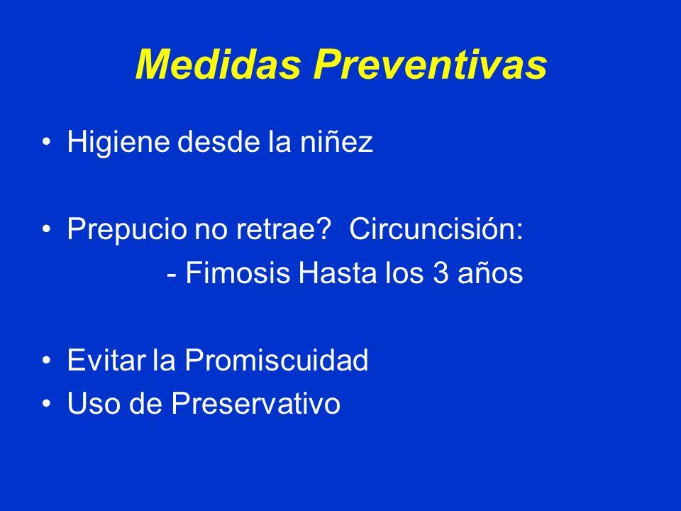 Medidas Preventivas Higiene desde la niñez