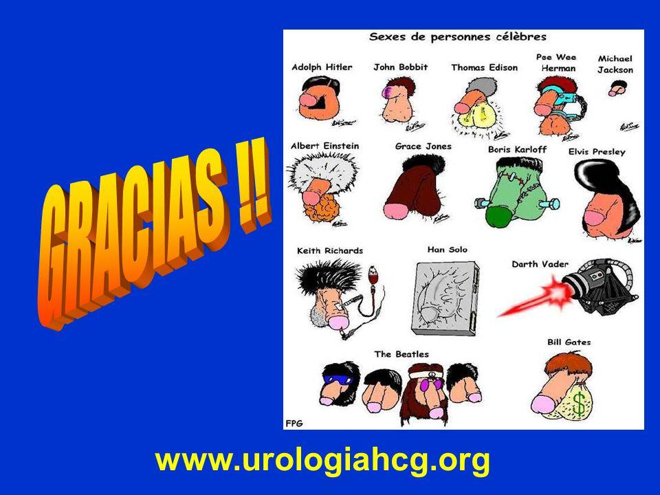 GRACIAS !! www.urologiahcg.org