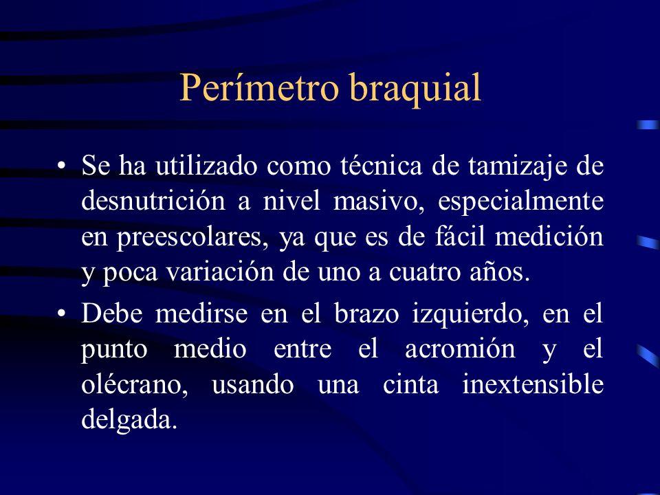 Perímetro braquial