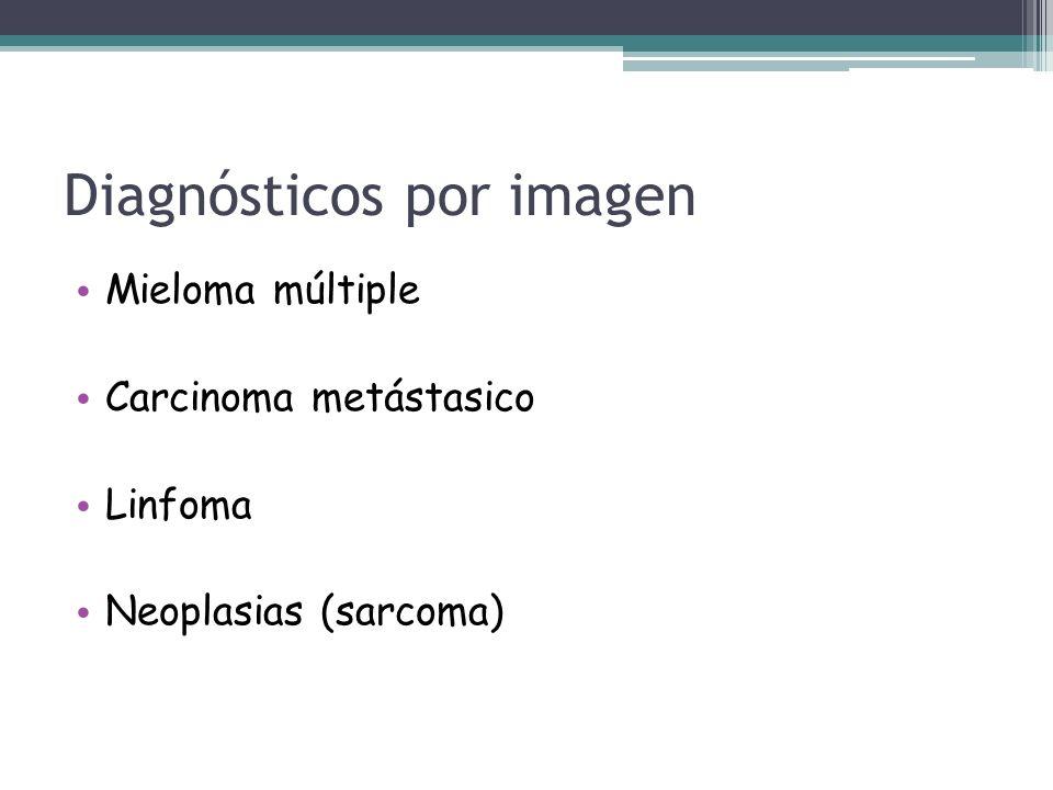 Diagnósticos por imagen