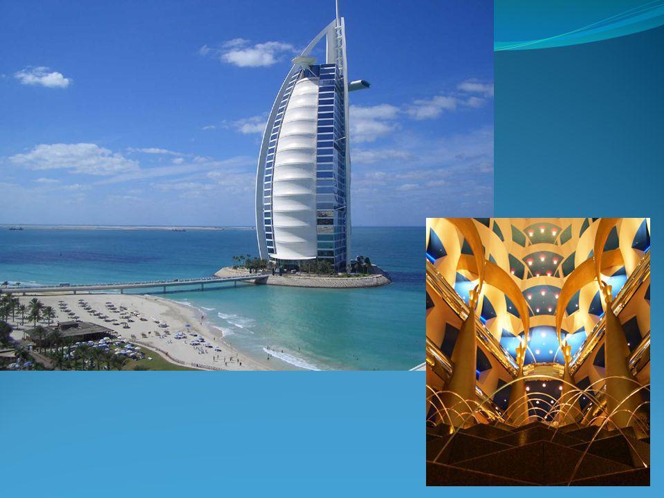 Burj Al Arab: 2.2 millones de colones una habitacion sencilla dos dormitorios una noche
