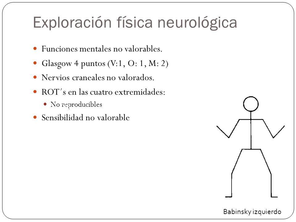 Exploración física neurológica