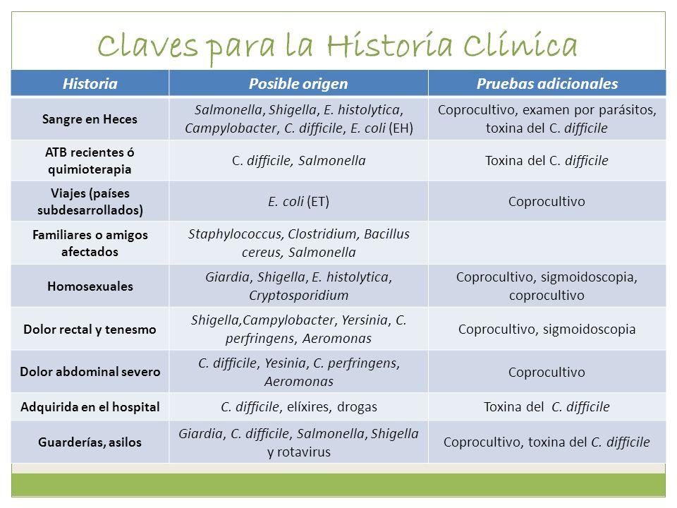 Claves para la Historia Clínica