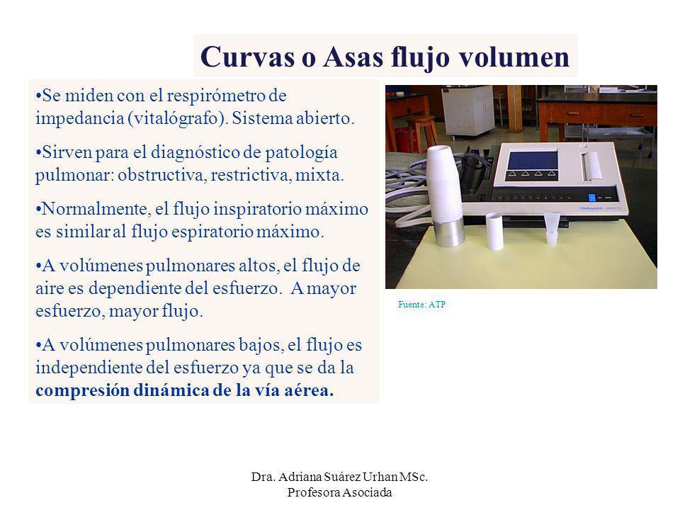 Dra. Adriana Suárez Urhan MSc. Profesora Asociada