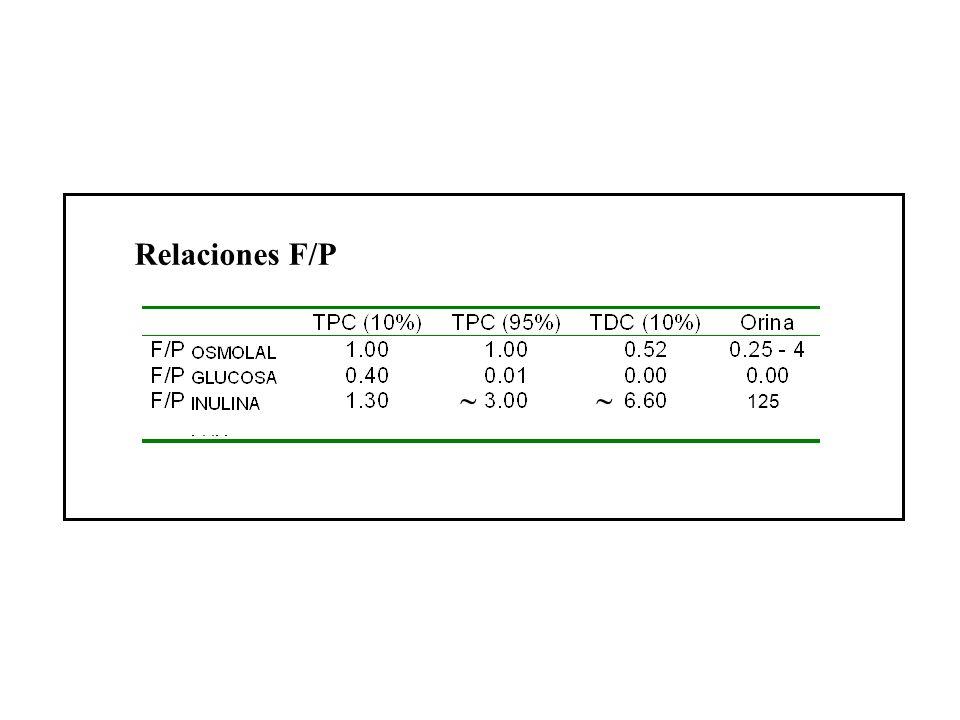 Relaciones F/P 125 