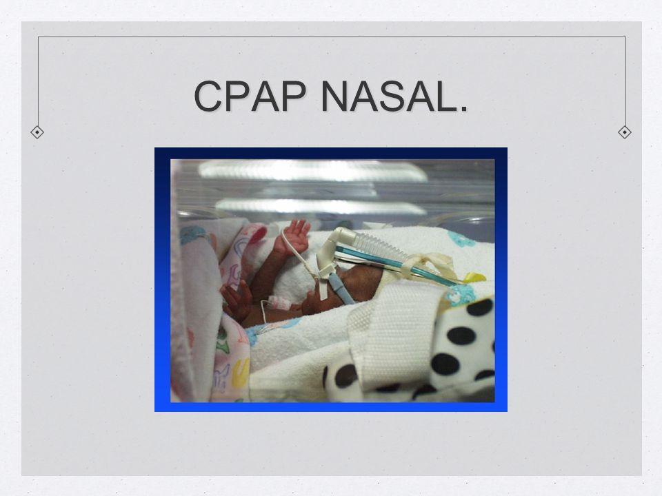 CPAP NASAL.