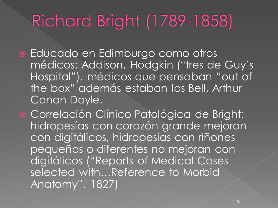 Richard Bright (1789-1858)