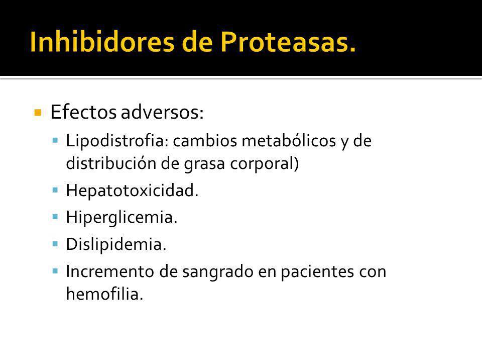 Inhibidores de Proteasas.