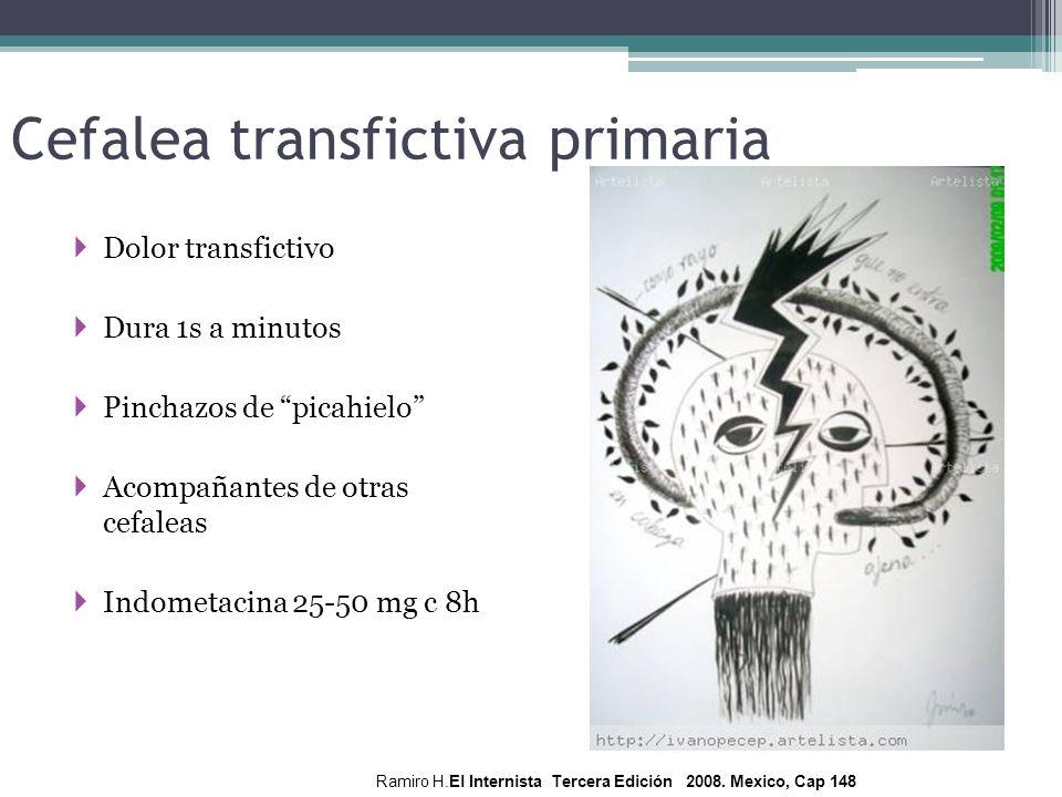 Cefalea transfictiva primaria