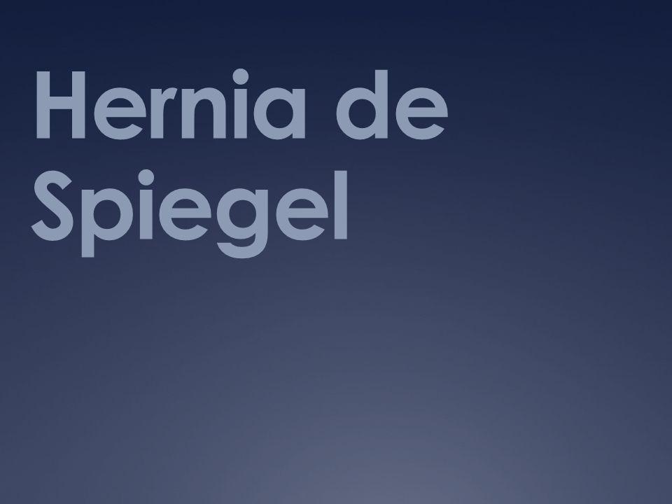 Hernia de Spiegel