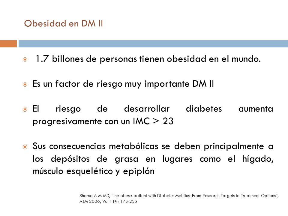 1.7 billones de personas tienen obesidad en el mundo.