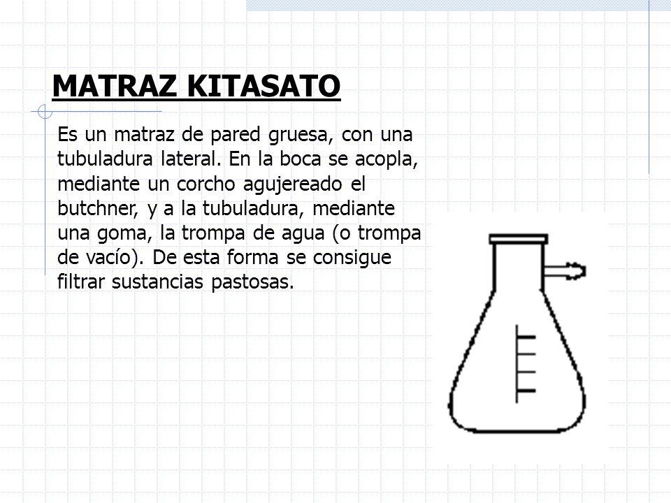 MATRAZ KITASATO