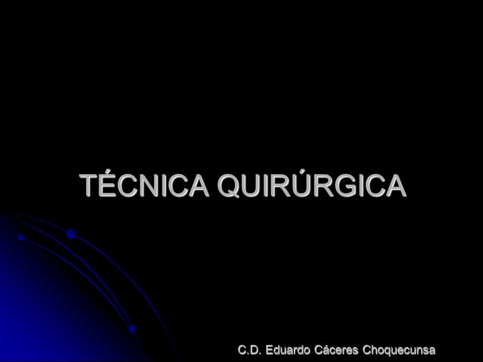 C.D. Eduardo Cáceres Choquecunsa