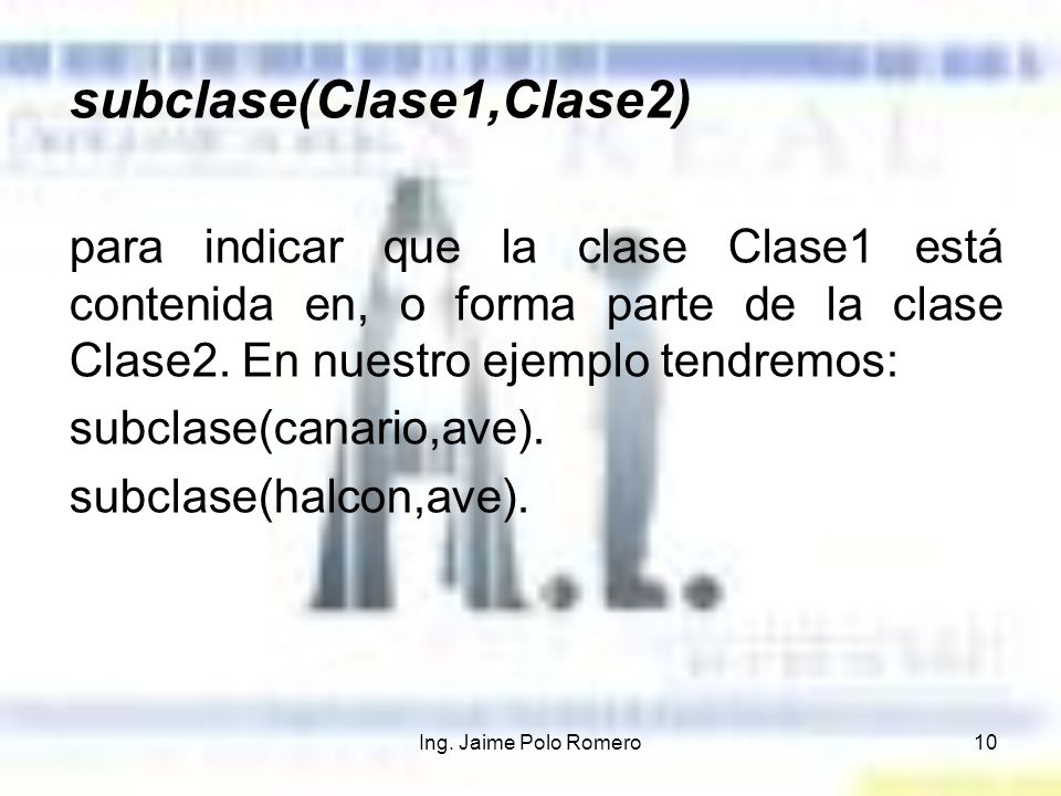 subclase(Clase1,Clase2)
