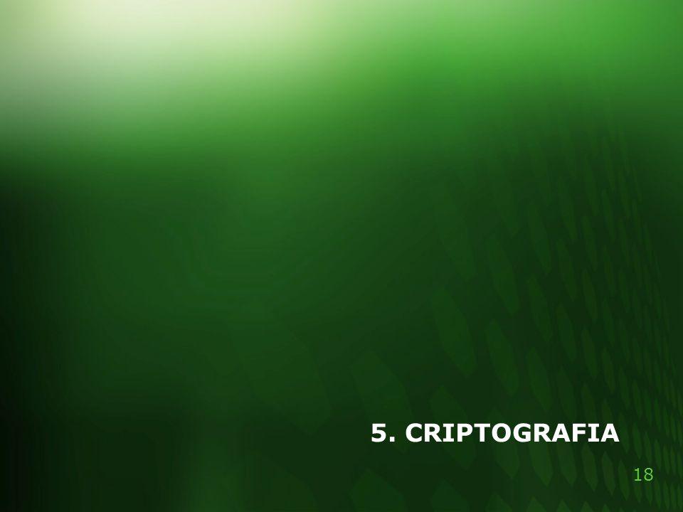 5. CRIPTOGRAFIA