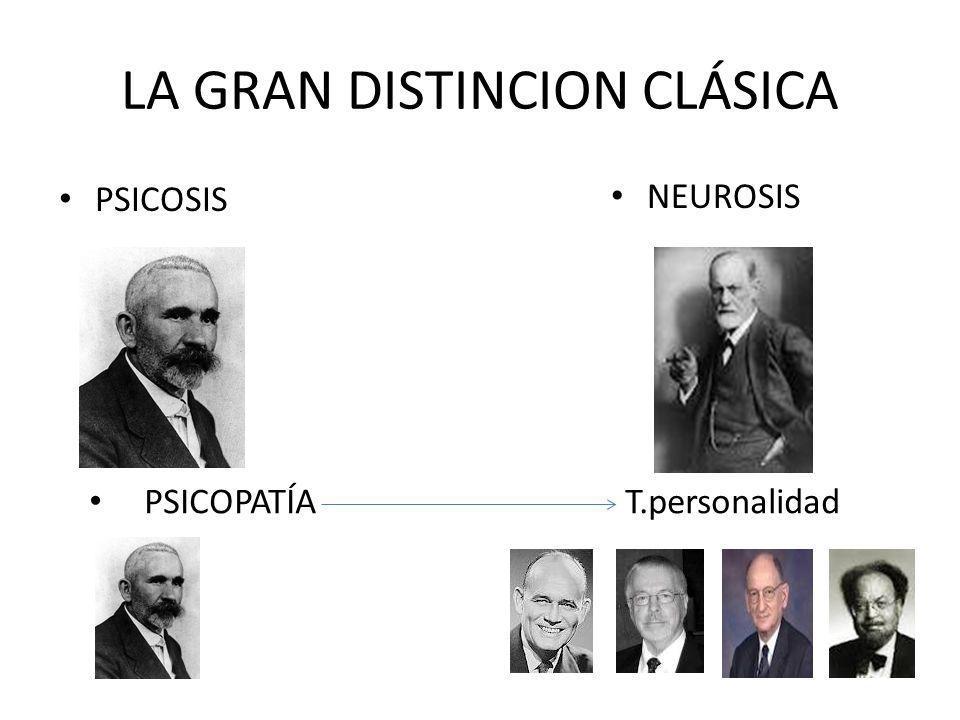 LA GRAN DISTINCION CLÁSICA