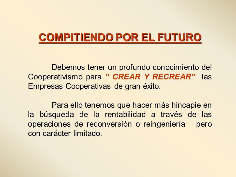 COMPITIENDO POR EL FUTURO