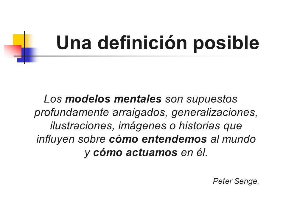Una definición posible
