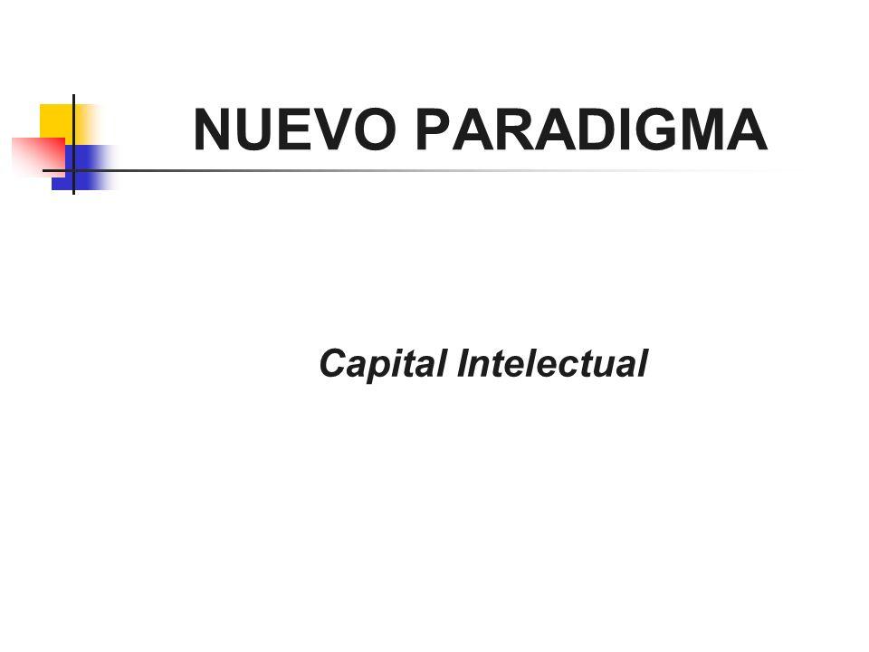 NUEVO PARADIGMA Capital Intelectual