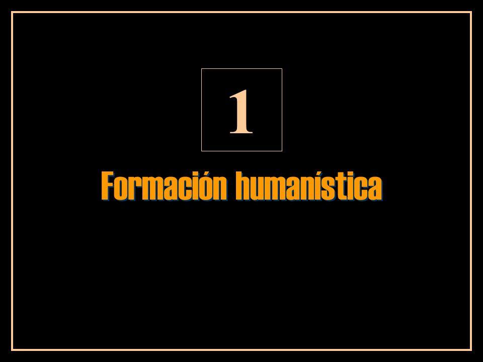 Formación humanística