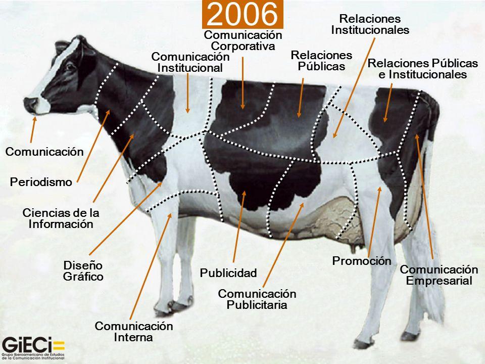 2006 Relaciones Institucionales Comunicación Corporativa