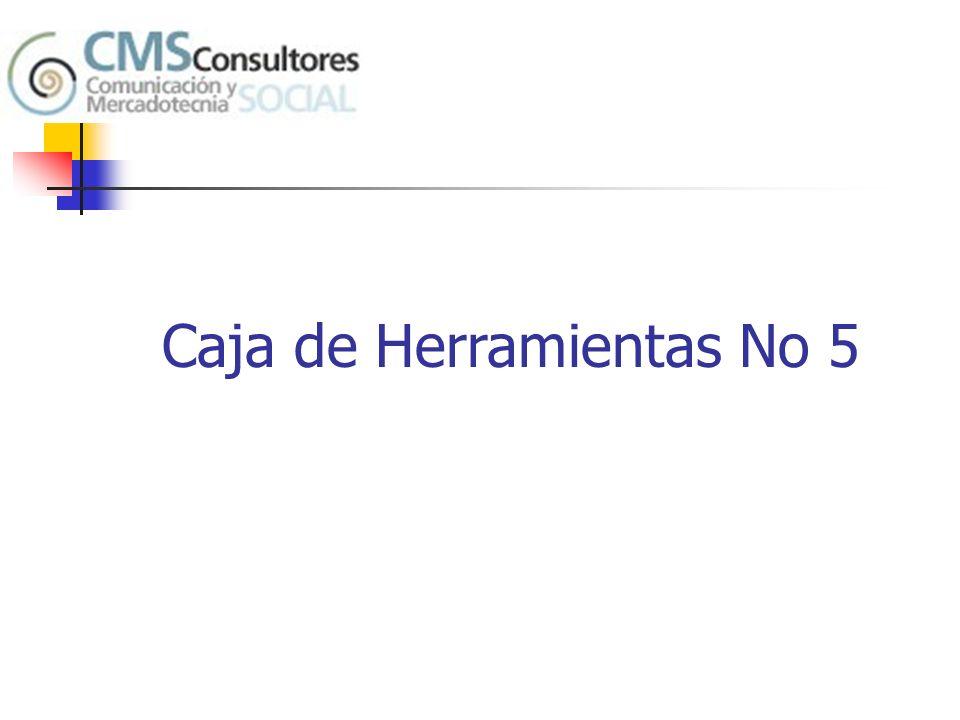 Caja de Herramientas No 5