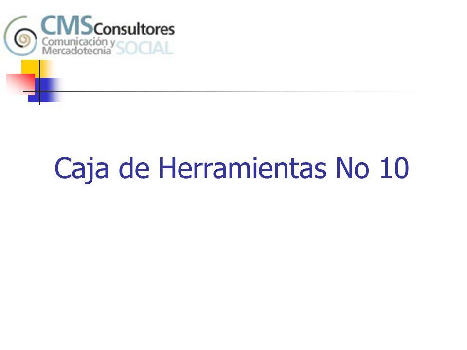 Caja de Herramientas No 10