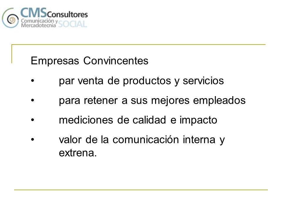 Empresas Convincentes