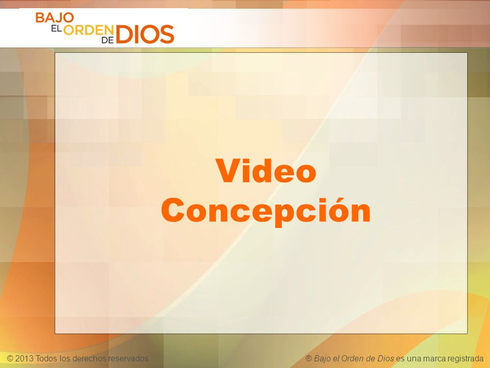 Video Concepción