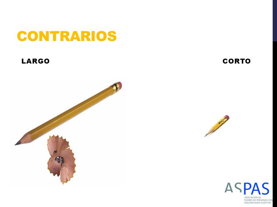 CONTRARIOS LARGO CORTO