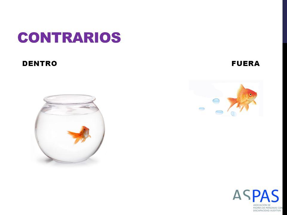 CONTRARIOS DENTRO FUERA