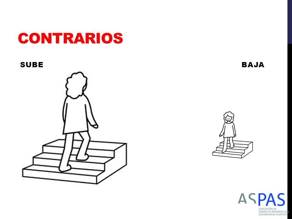 CONTRARIOS SUBE BAJA