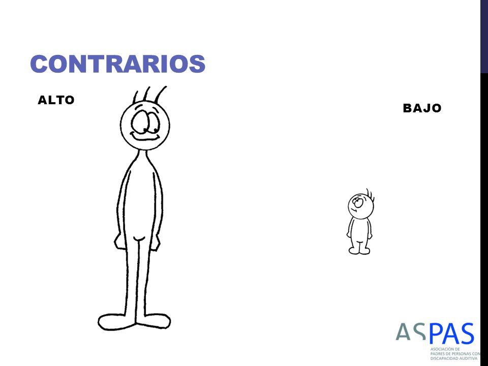 CONTRARIOS ALTO BAJO ALTO