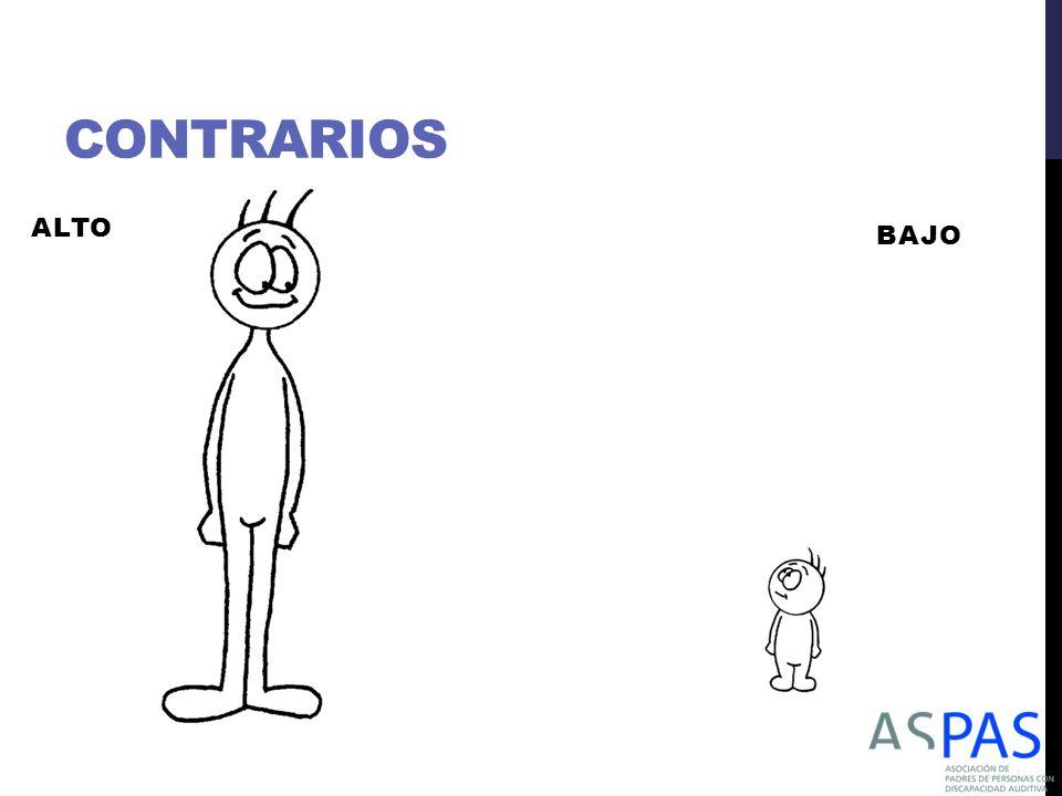 CONTRARIOS ALTO BAJO