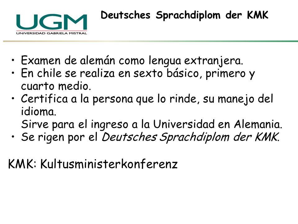 Deutsches Sprachdiplom der KMK