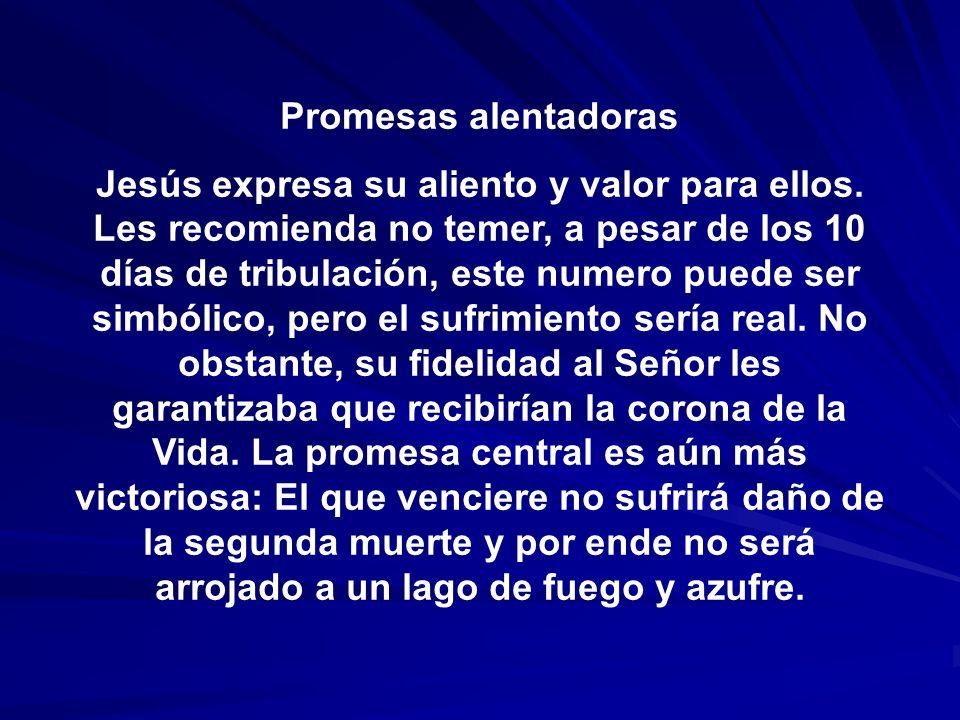 Promesas alentadoras