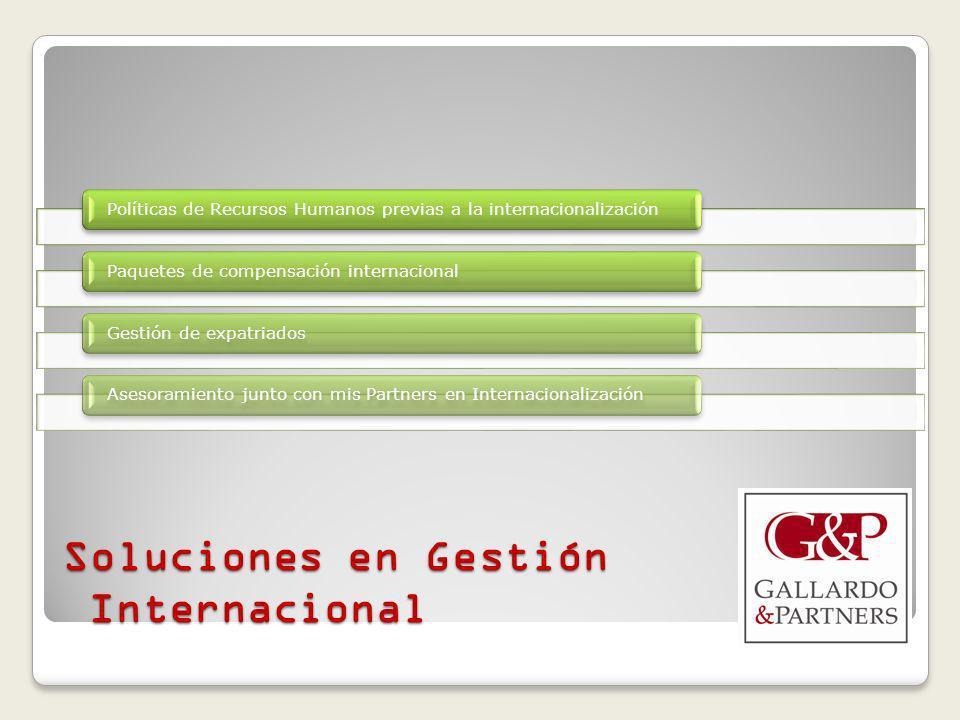 Soluciones en Gestión Internacional