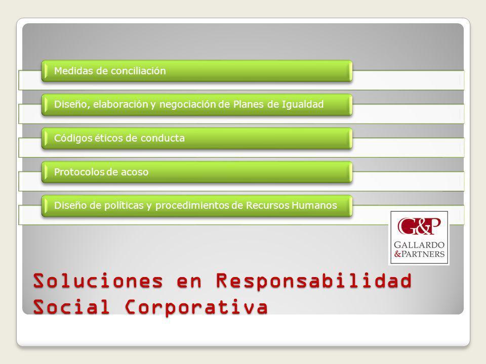 Soluciones en Responsabilidad Social Corporativa