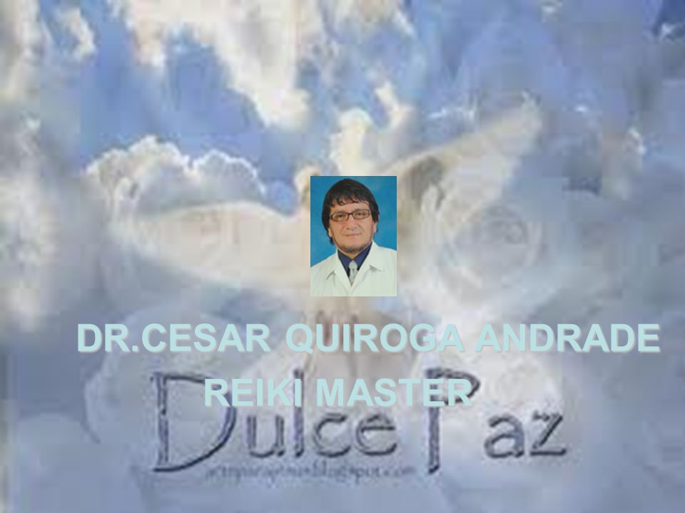 DR.CESAR QUIROGA ANDRADE