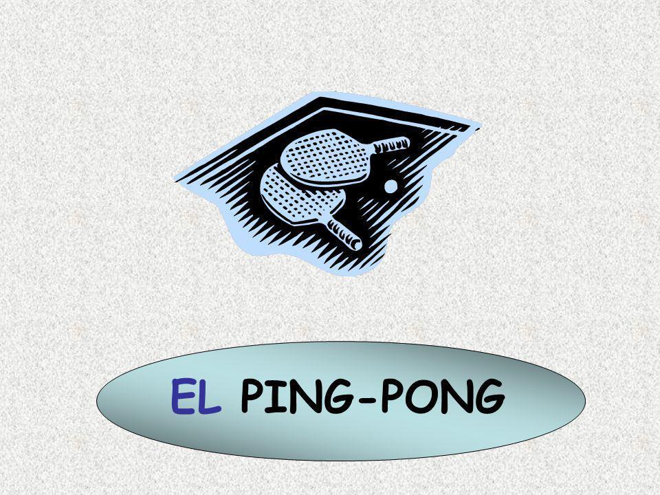 EL PING-PONG