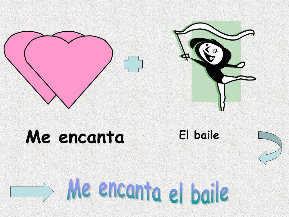 Me encanta El baile Me encanta el baile