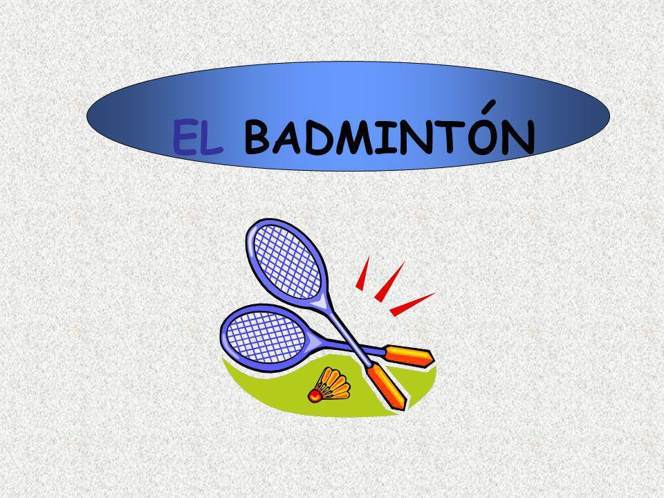 EL BADMINTóN