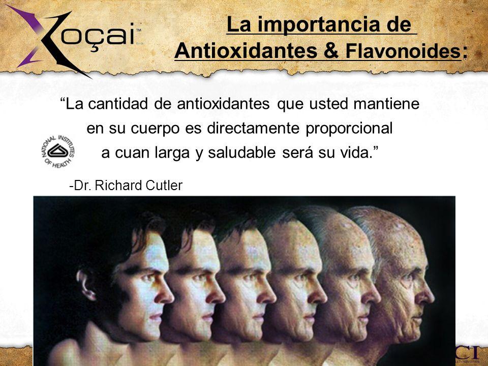 Antioxidantes & Flavonoides: