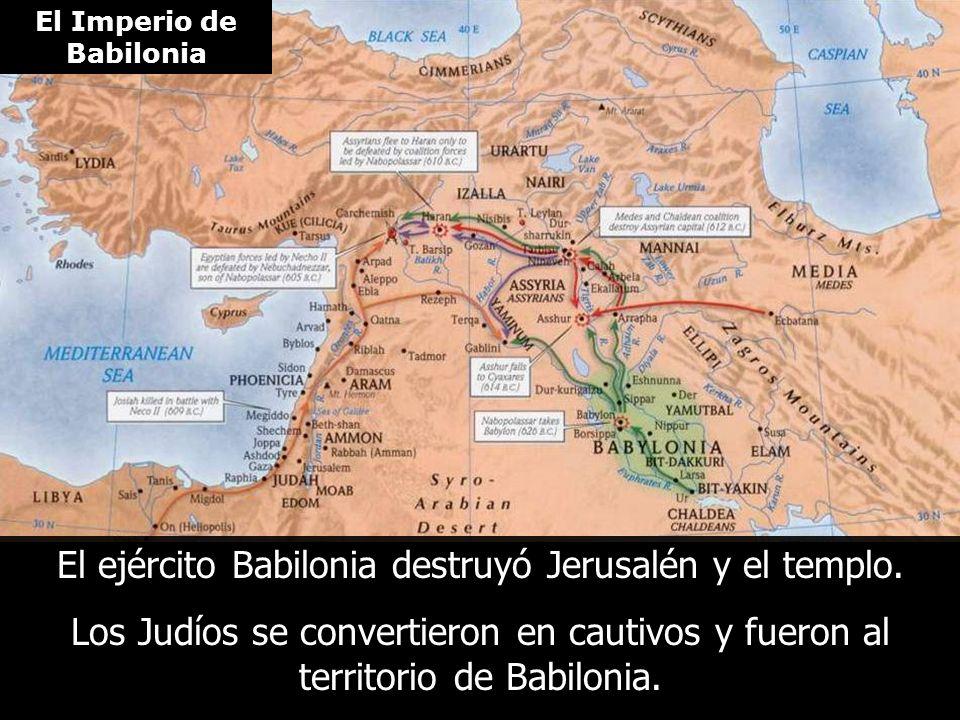 El Imperio de Babilonia