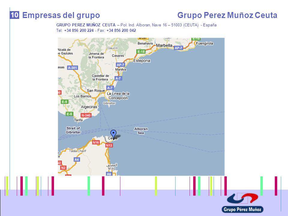 Grupo Perez Muñoz Ceuta