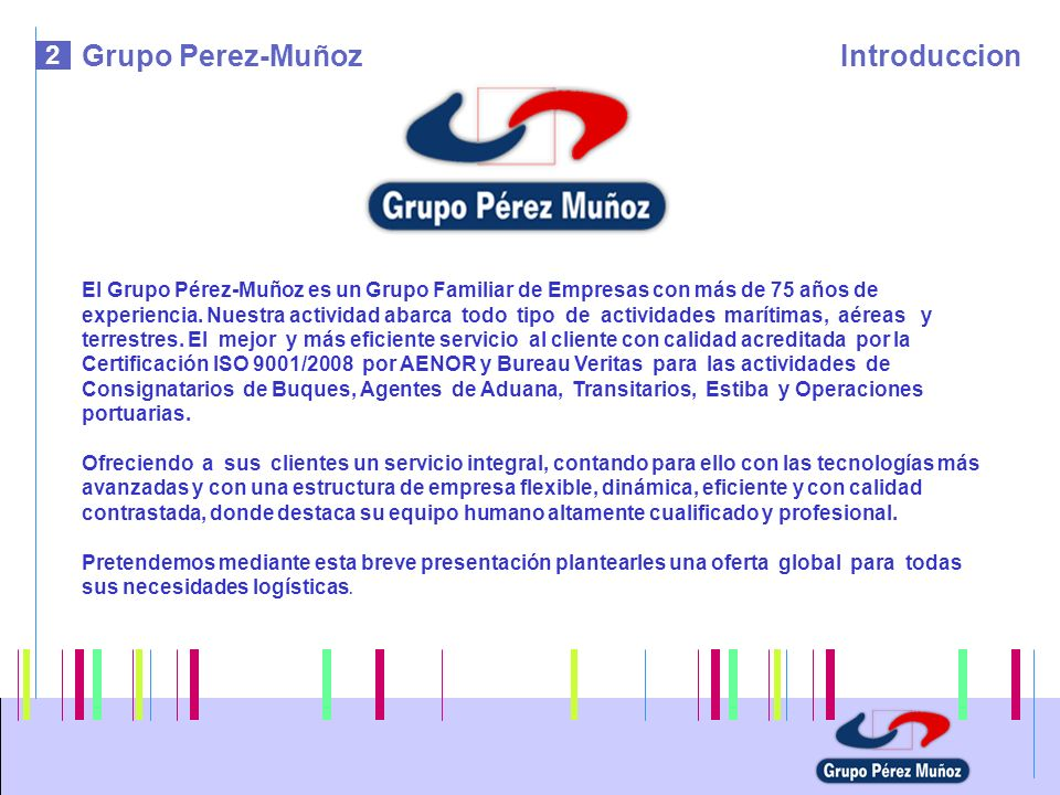 Grupo Perez-Muñoz Introduccion 2