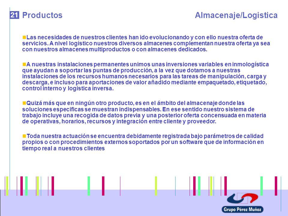 Almacenaje/Logistica